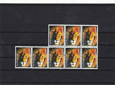 Nambia used lion non standard mail stamps  Ref 10266