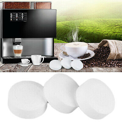 20x/50x Coffee Machine Pipe Cleaning Dirt Stains Clean Effervescent Tablets New