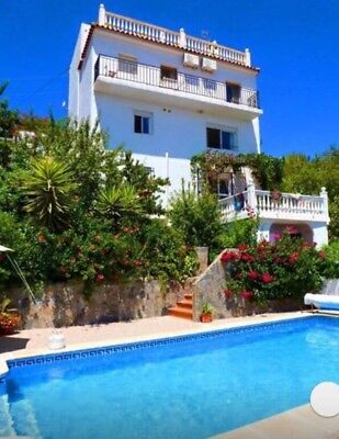 Villa Private Pool Granada Real Spain Village  7nights.