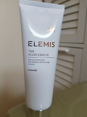 ELEMIS Tan Accelerator 125ml - Brand New and Foil Sealed