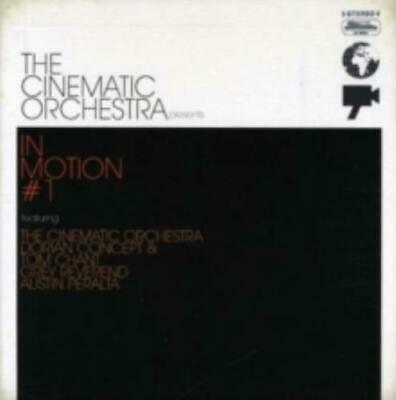 Cinematic Orchestra: In Motion # 1 (Cd.)