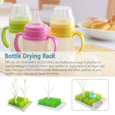 Baby Bottle Drying Rack Pacifier Bottle Antibacterial Drying Holder Bracket