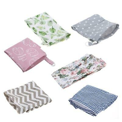 New Breathable Cotton Nursing Cover Baby Infant Breastfeeding Blanket Shawl