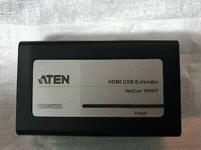 Aten VanCryst HDMI USB Extender (Over Cat5) 1920x1200@60Hz or 60m Max Transmitte