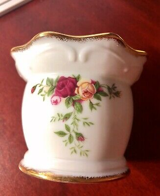 Royal Albert Old Country Roses Vases, Made In England