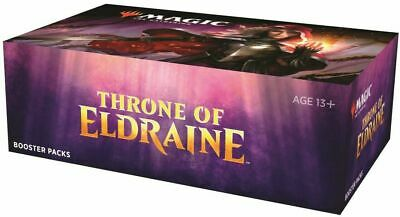 Magic MTG THRONE OF ELDRAINE | 1 Booster Box| PRESALE SHIPS OCT 4 FACTORY SEALED