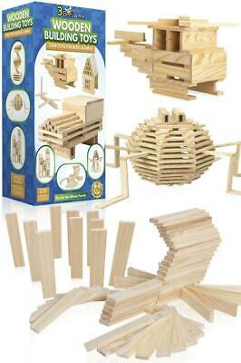 7e25de644ebed SET OF 108 Old Toy WOODEN BUILDING BLOCKS United States and Canada ...