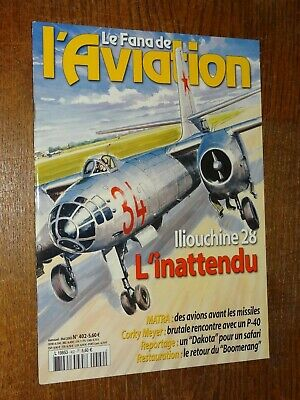 Le Fana De L'aviation N°402 - Mai 2003