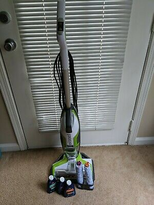 BISSELL CrossWave 1785A Green Wet/Dry Vacuum Cleaner