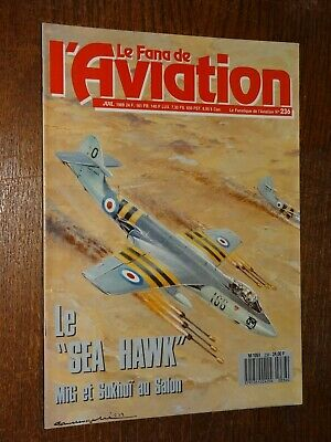 Le Fana De L'aviation N°236 - Juillet 1989