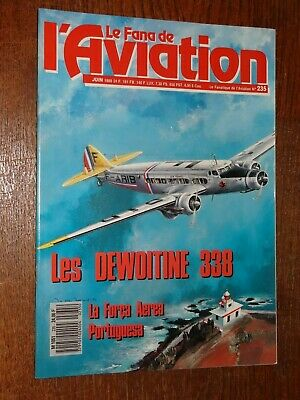 Le Fana De L'aviation N°235 - Juin 1989