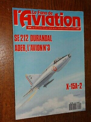 Le Fana De L'aviation N°254 - Janvier 1991