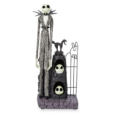 Jack Skellington 25th Anniversary Limited Edition Doll - The Nightmare Before Ch