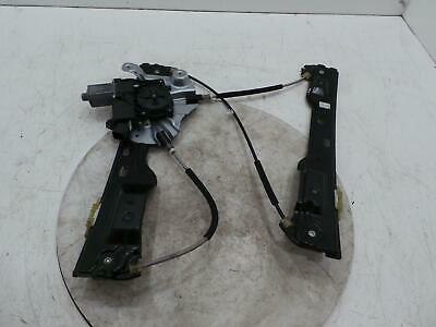 Vauxhall Astra J 2009-2018 Right Drivers Front Electric Window Regulator & Motor