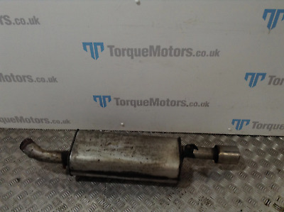 Ford Fiesta ST ST150 Exhaust back box