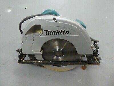 Makita 5704r Corded Circular Saw 110v Power Version Used Condition With Case