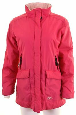 HELLY HANSEN Girls Windbreaker Jacket 13-14 Years Pink  GE20