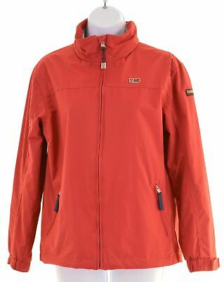 NAPAPIJRI Girls Windbreaker Jacket 13-14 Years Red Poliamide  GE19
