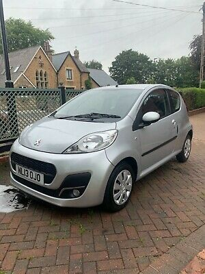 Peugeot 107 active 2013 only covered 17320 miles , full dealer service.