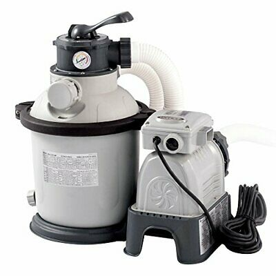 Intex Krystal Clear Sand Filter Pump - Poolreinigung - Sandfilteranlage - 4,5 m³