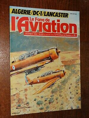 Le Fana De L'aviation N°171 - Février 1984