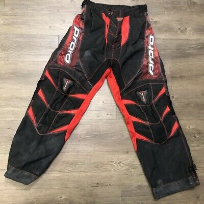 Proto Paintball Pants Size Adult Small