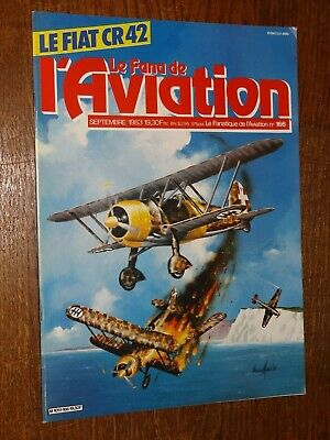 Le Fana De L'aviation N°166 - Septembre 1983
