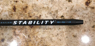 Rare Tour BGT Stability Putter Shaft 355 or 370 w/black connector! Weekend Sale!
