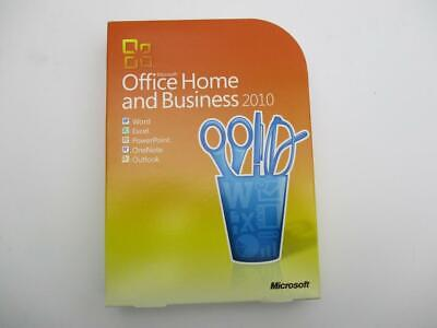 Microsoft Office Home And Business 2010, SKU T5D-00417