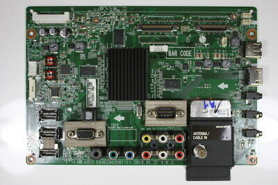 "LG 37/"" 37LD655H-UA EBU60948301 Main Video Board Motherboard Unit"