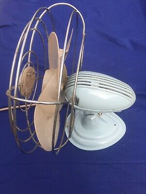 Vintage Retro Westinghouse desk/table fan.