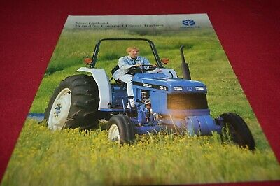 New Holland 1720 1920 2120 3415 Tractor Brochure AMIL15 ver4