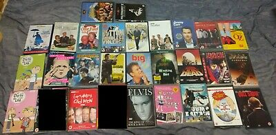 Job Lot of 27 DVDs - Movies & TV - Comedy, Horror, Sci-Fi, Documentaries,