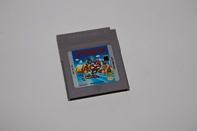 Super Mario Land Cart Only Nintendo Gameboy Authentic Tested Works
