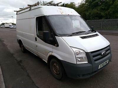 Ford Transit 85 t300m fwd 2010 10 plate 1 owner no vat
