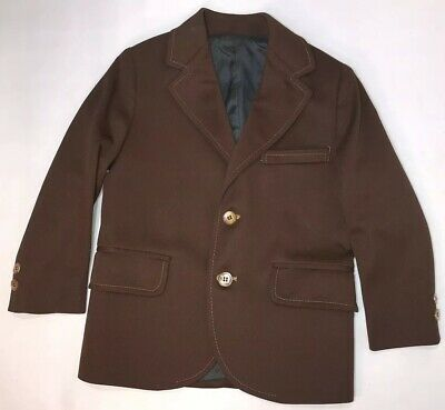 "Esskay Vintage Suit Jacket Brown Blazer ""clothing For Lads Dressed Like Dads"""