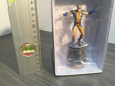 Classic Marvel Figurine Chess Collection 3 Wolverine