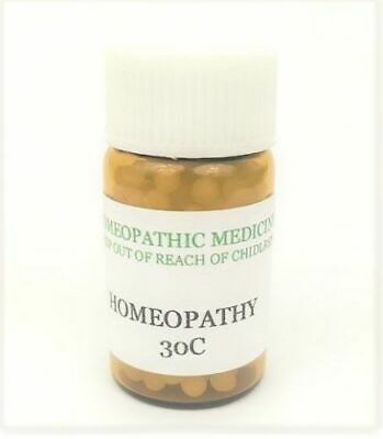 STAPHISAGRIA 6c, 30c, 200C HOMEOPATHY/HOMEOPATHIC REMEDY - 300 pillules