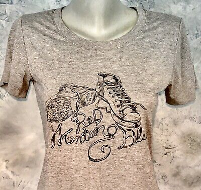 Vintage Style RED WANTING BLUE Official Rock Band Concert TOUR Women's L T-SHIRT
