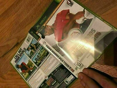 Tiger Woods Pga Tour 06 - Xbox - No Game Case Only