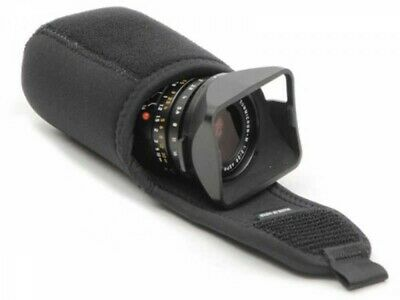 ARTISAN And ARTIST ACAM-411 Flap Type Lens Case Black From Japan with Tracking