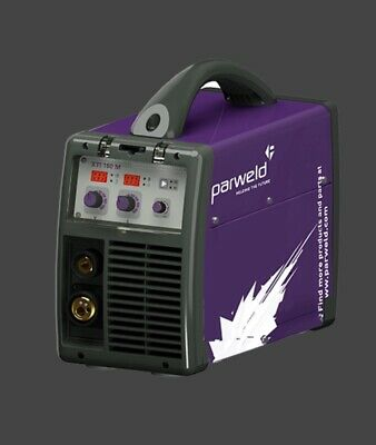 Parweld XTM160i MIG Inverter Welder w/ torch, reg, leads 160A