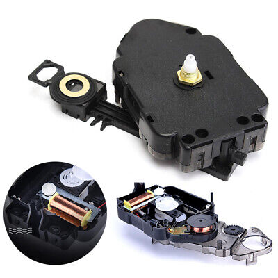 Replacement Quartz Clock Pendulum Movement Mechanism Motor & Fittings DIY UK
