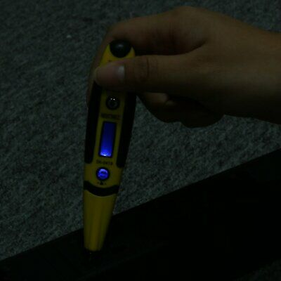 SHE.K Digital AC/DC Voltage Meter Pen Volt Tester ScrewNDiver LED Light ND