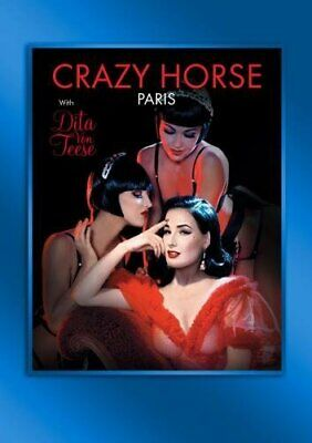 Dita Von Teese HIGHLY COLLECTABLE PRESS DVD - free postage