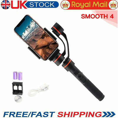 Smooth 4 Handheld 3-Axis Smartphone Gimbal Stabilizer for iPhone HUAWEI Ip