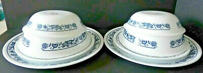Vintage Corelle/Corningware 'Old Town Blue Onion' Dishes