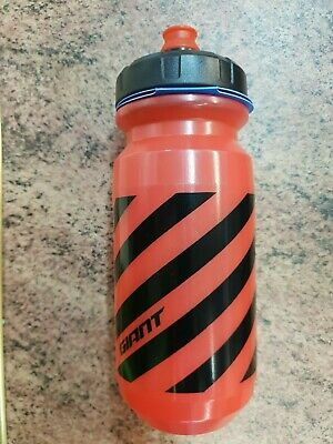Giant bikes Water Bottle Pour fast dualflow 600 0.6 ml clear black official new