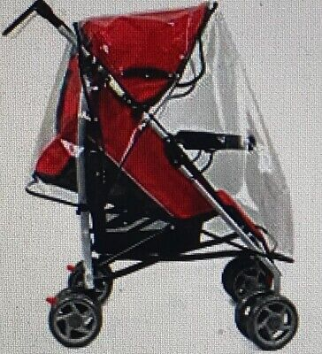 Universal Buggy Rain Cover For Small Single Pushchair