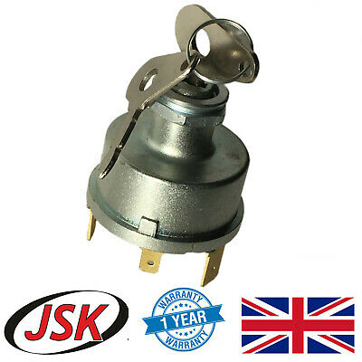 Ignition Starter Switch for Perkins AD3.152  4.203 AD4.203 4.236 4.248 T4.236 ..